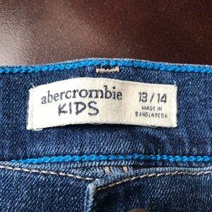 abercrombie kids Bottoms - Abercrombie Kids Distressed Jean Shorts